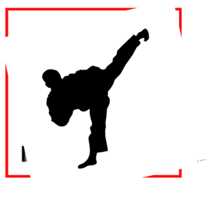 clipart freeuse Tkd clip art at. Fighter clipart