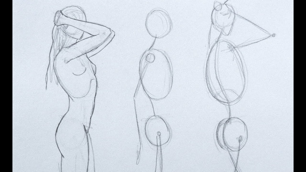 image black and white download How to draw the. Figures drawing.