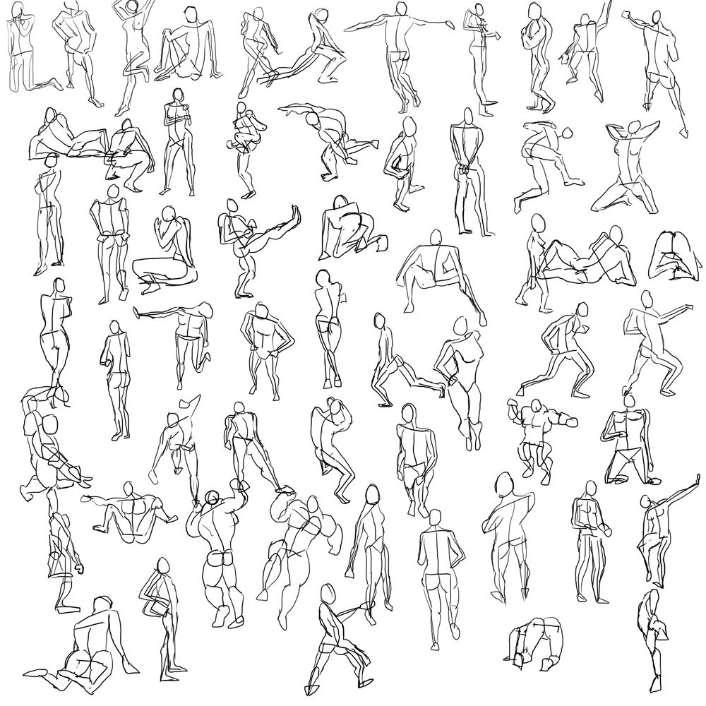 clipart royalty free download Google search drawings art. Figures drawing.