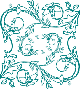 freeuse Clip art at clker. Filigree clipart