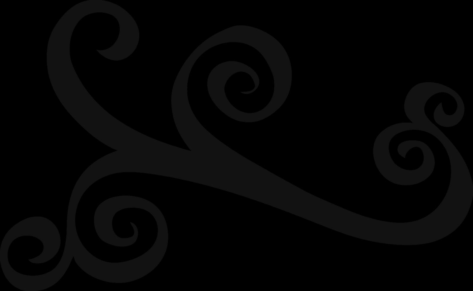 clip art free Simple scroll designs live. Filigree svg.