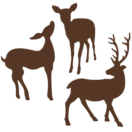 banner download Deer SVG cut file for scrapbooking free svgs free svg cuts cute svg