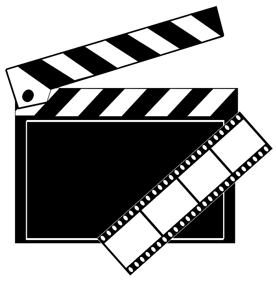 graphic royalty free Free movie cliparts download. Film clipart