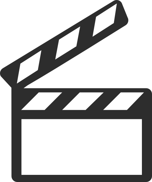 clipart transparent stock Exp movies design icons. The end clipart movie hollywood theme