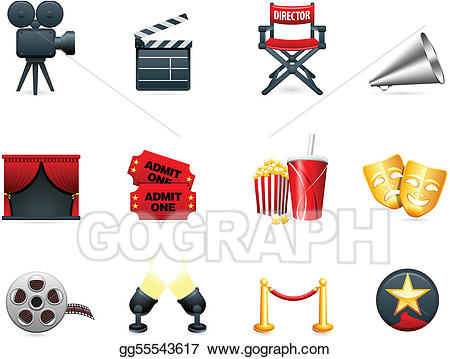graphic black and white stock Vector Art