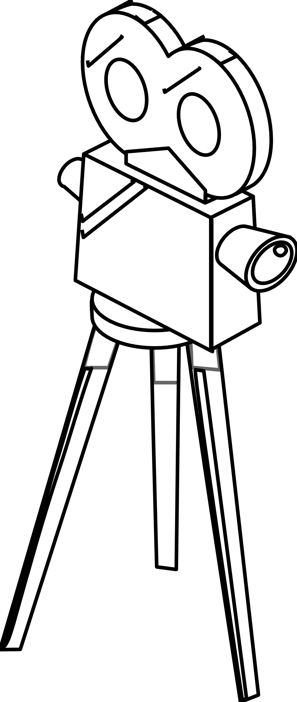 png royalty free stock Movie Camera Drawing at GetDrawings