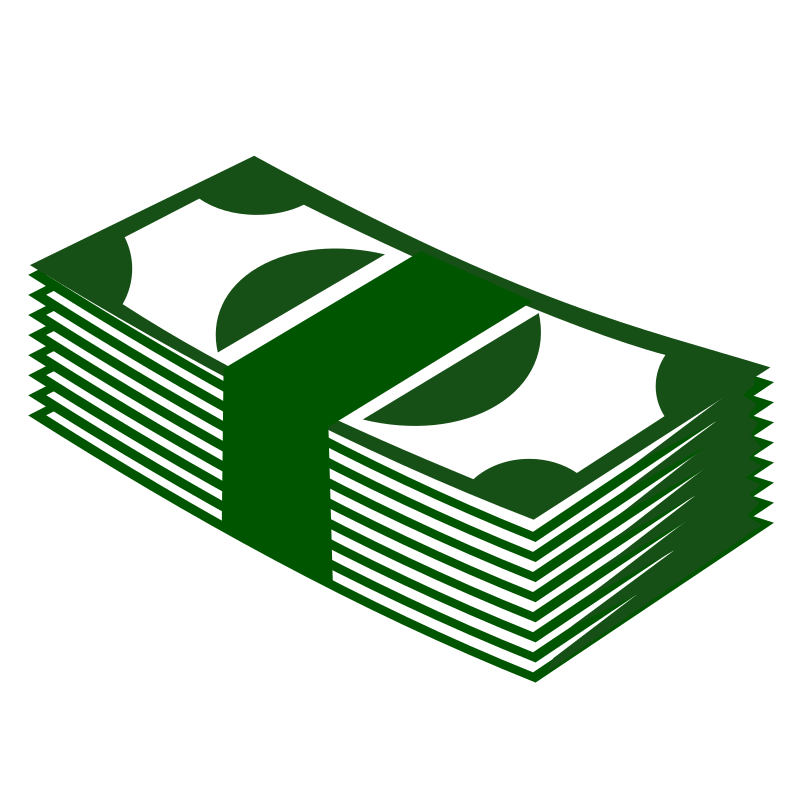 image black and white Money medium image png. Finance clipart.