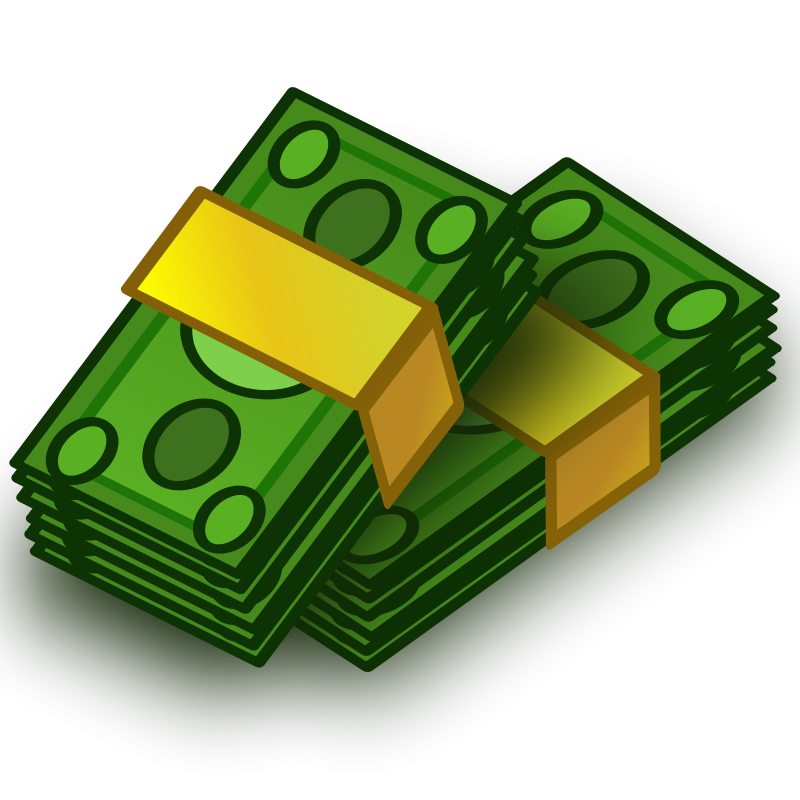 free stock Currency Clip Art Free