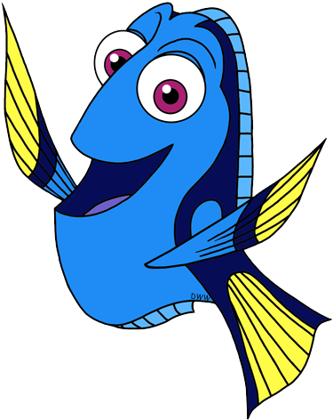 picture transparent Nemo clipart finding dory. Clip art disney galore.