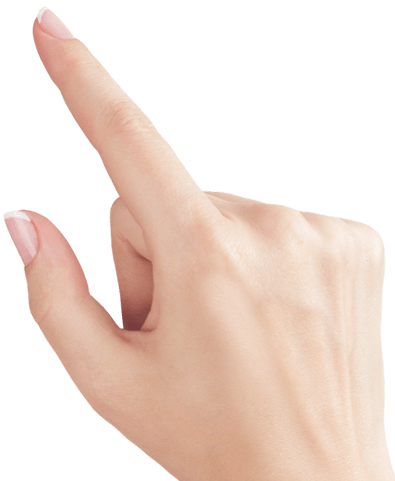 vector free Up png stickpng people. Finger transparent