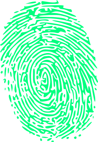 banner free stock Transparent free on dumielauxepices. Fingerprint clipart.
