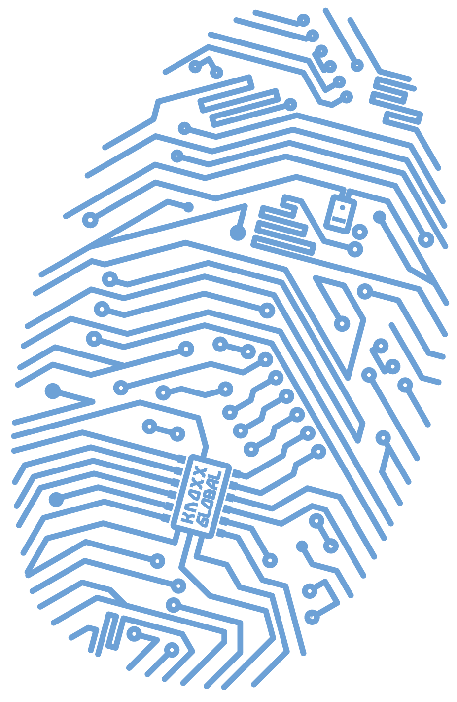 svg free stock fingerprint logo