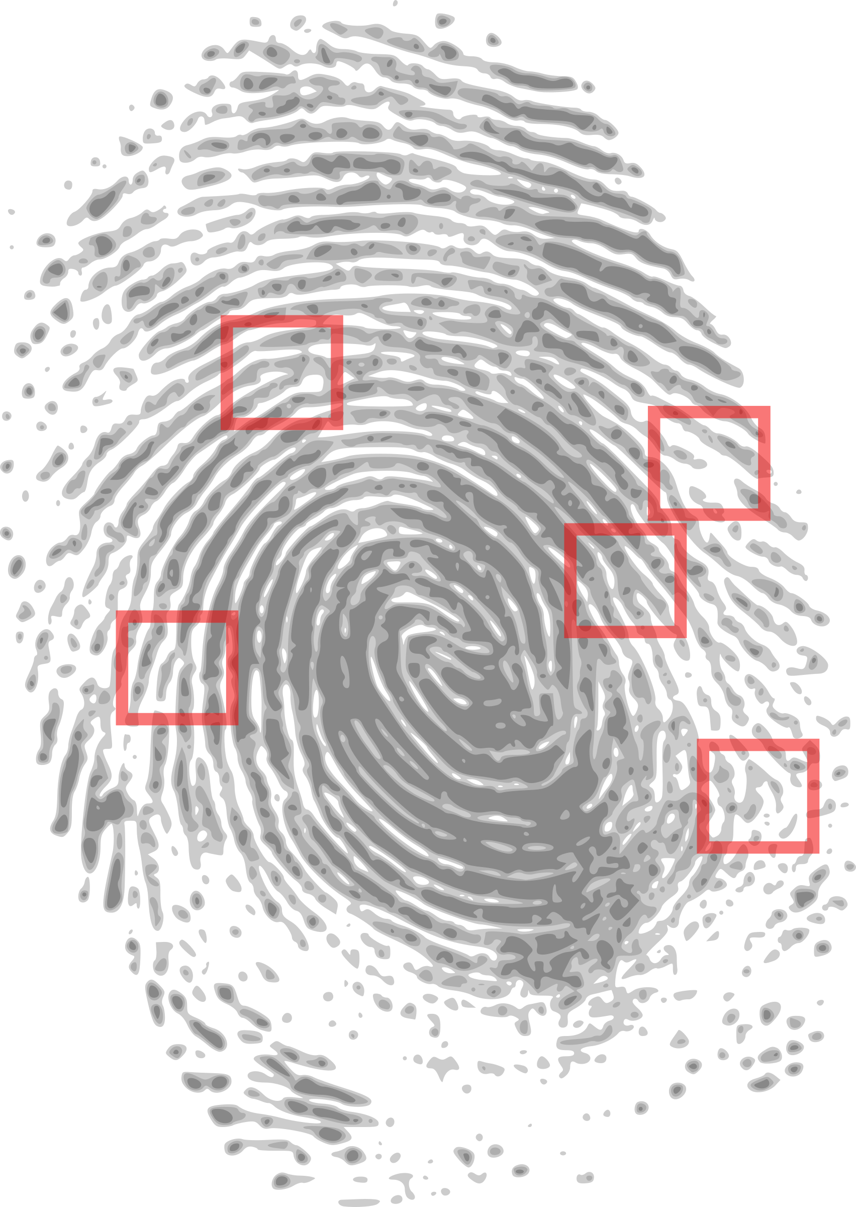 svg freeuse library Big image png. Fingerprint clipart clear background.