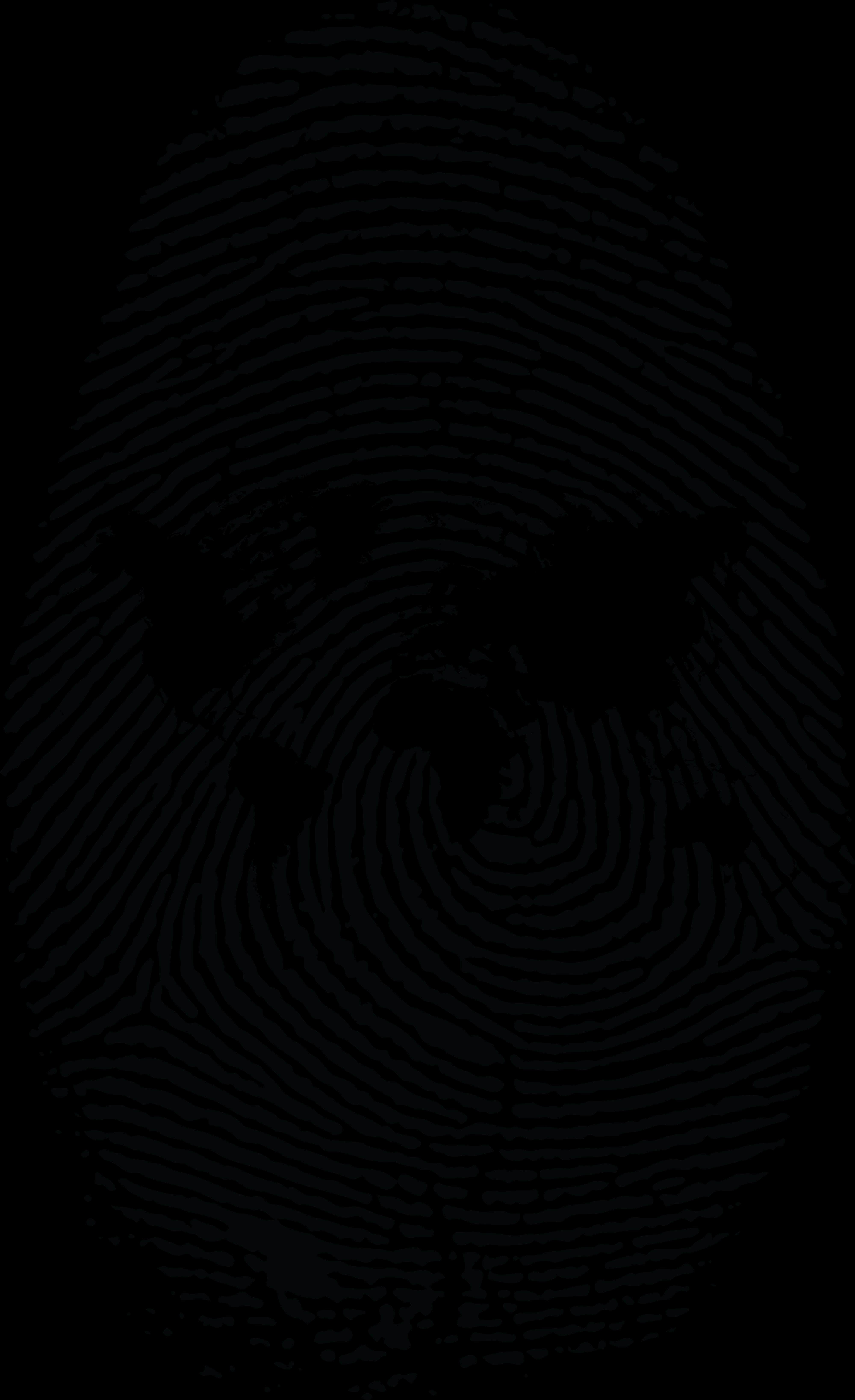 image library thumbprint vector rainbow #104810639
