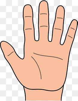 clipart freeuse stock . Fingers clipart.