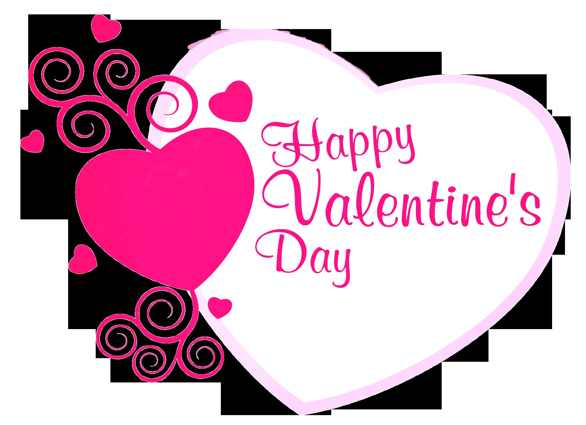 clip art black and white download Valentine vector wallpaper. Happy valentines pink heart