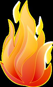 vector transparent download Clean clip art at. Fire clipart