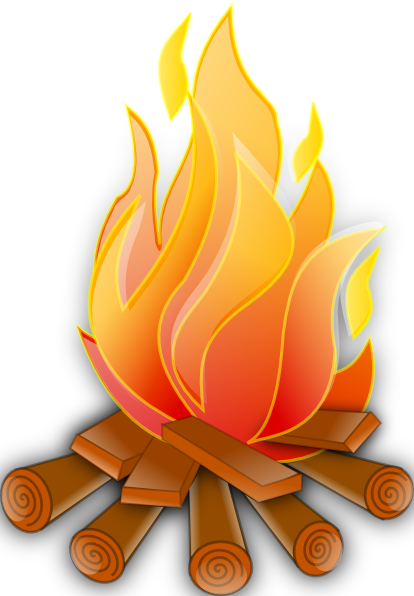 jpg transparent library campfire svg drawn #110318856