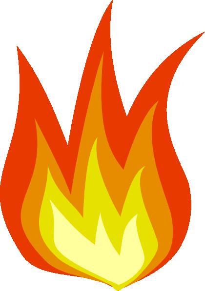 vector freeuse stock Fire Smoke Clipart