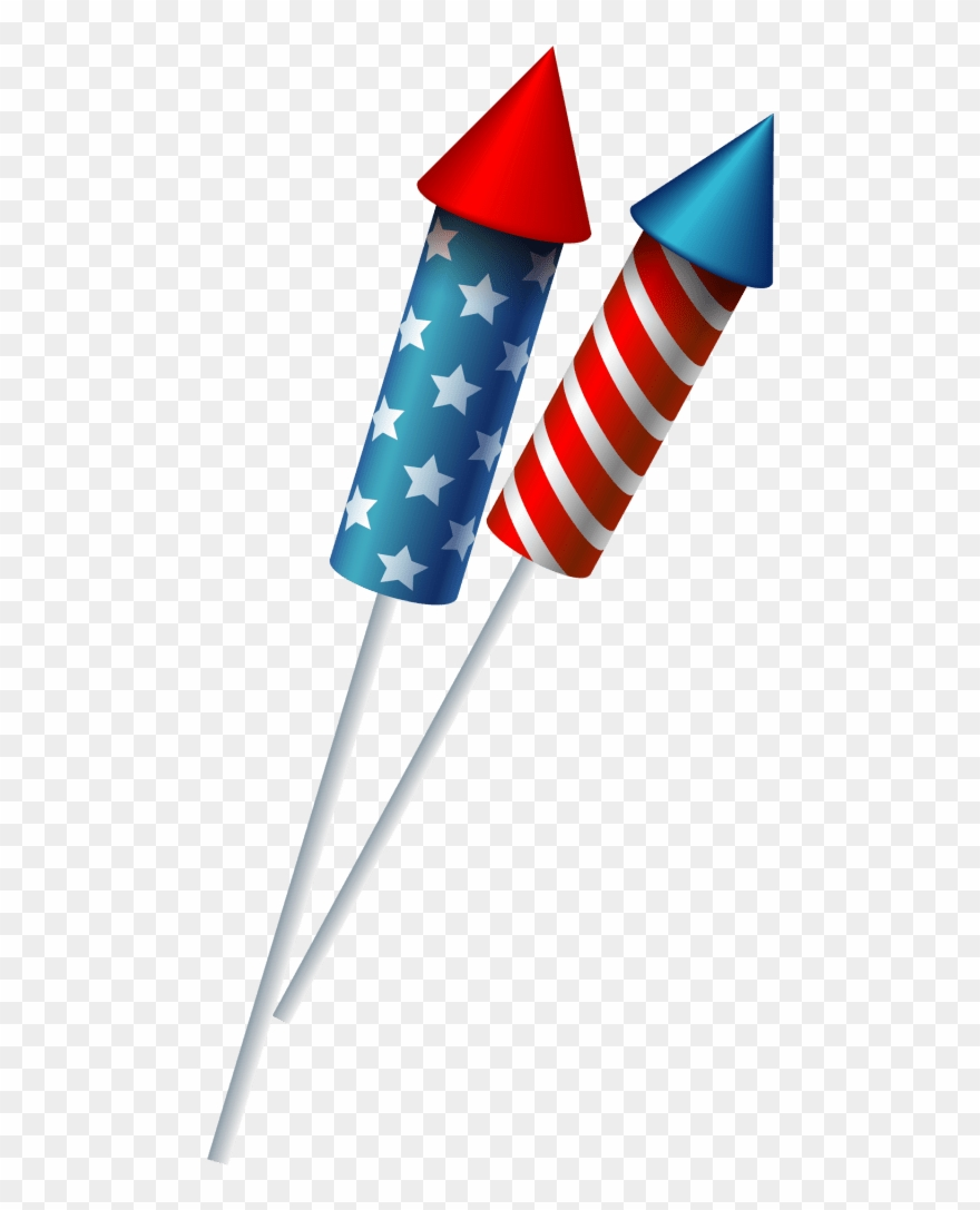 banner freeuse stock Firecracker clipart.  th of july