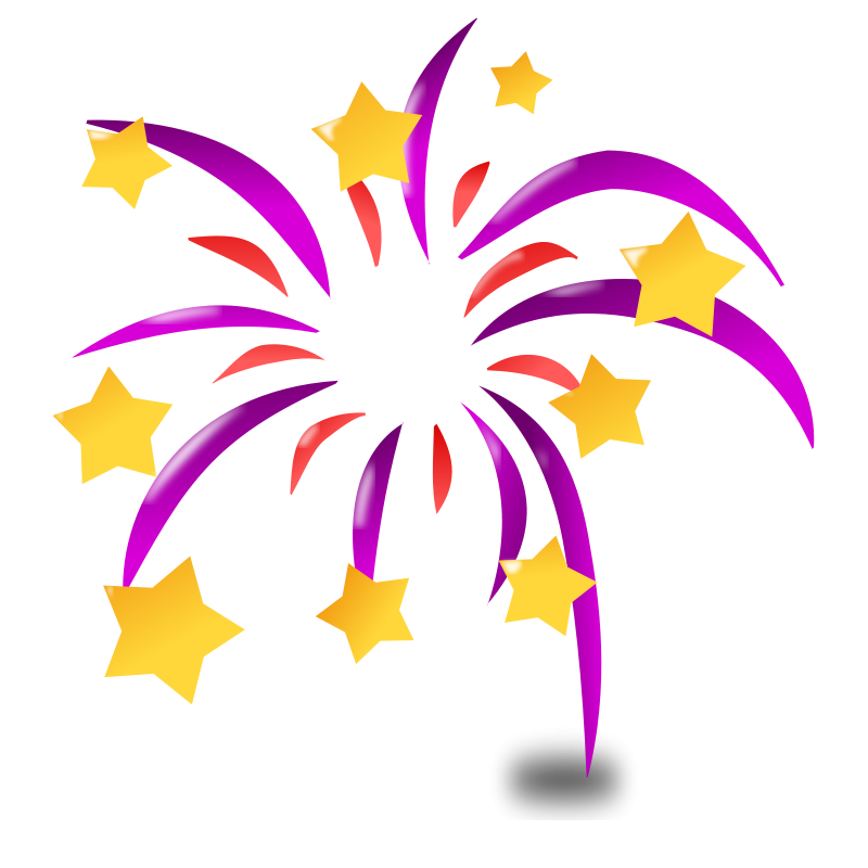 graphic freeuse Fireworks