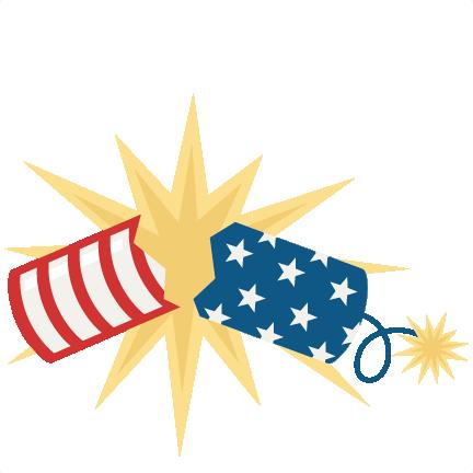 jpg freeuse library Firecracker Blast SVG scrapbook cut file cute clipart clip art files