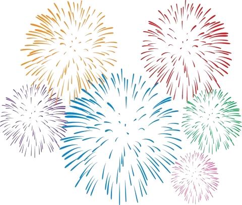 clipart freeuse Fireworks PNG Transparent Images