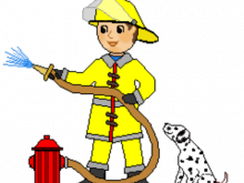 svg library library Fire man clip art. Firefighter clipart thing.