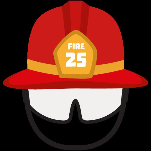 jpg transparent Firefighter hat clipart. Image result for fireman