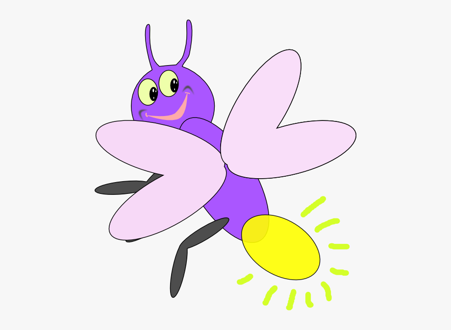 svg freeuse library Firefly clipart. Preschool clip art free