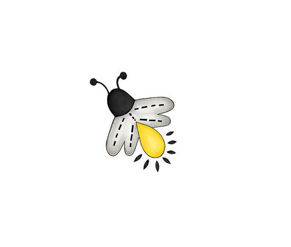 clip freeuse download Fireflies lightning bugs digital. Firefly clipart