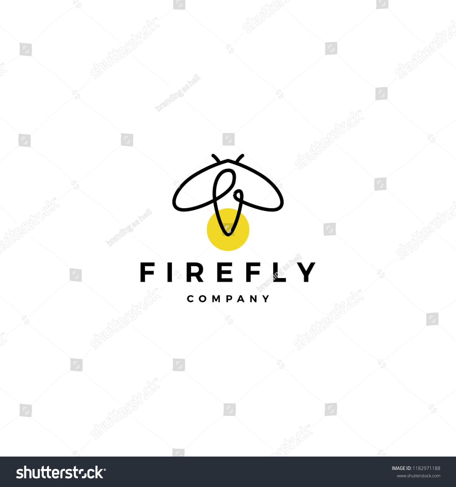 picture transparent stock Logo icon design . Firefly vector