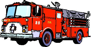 clip library stock Fire truck panda free. Firetruck clipart