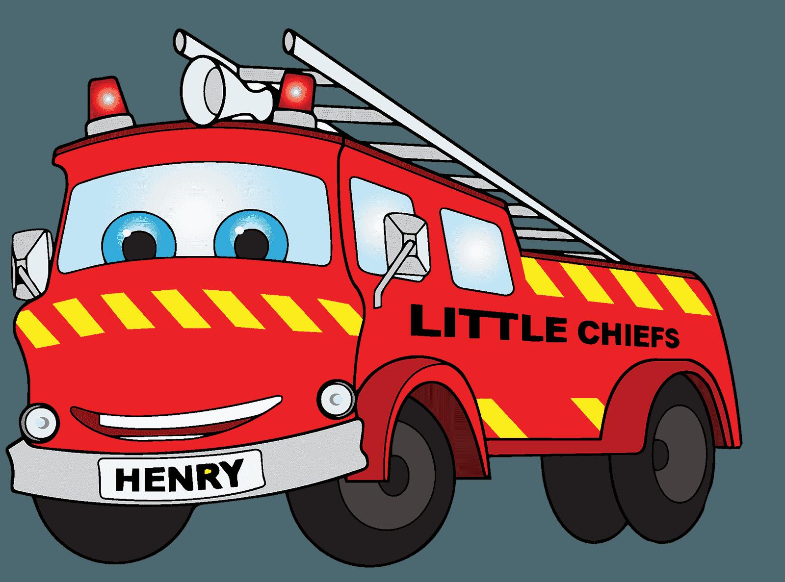 clipart freeuse Firetruck clipart. Little chiefs fire service