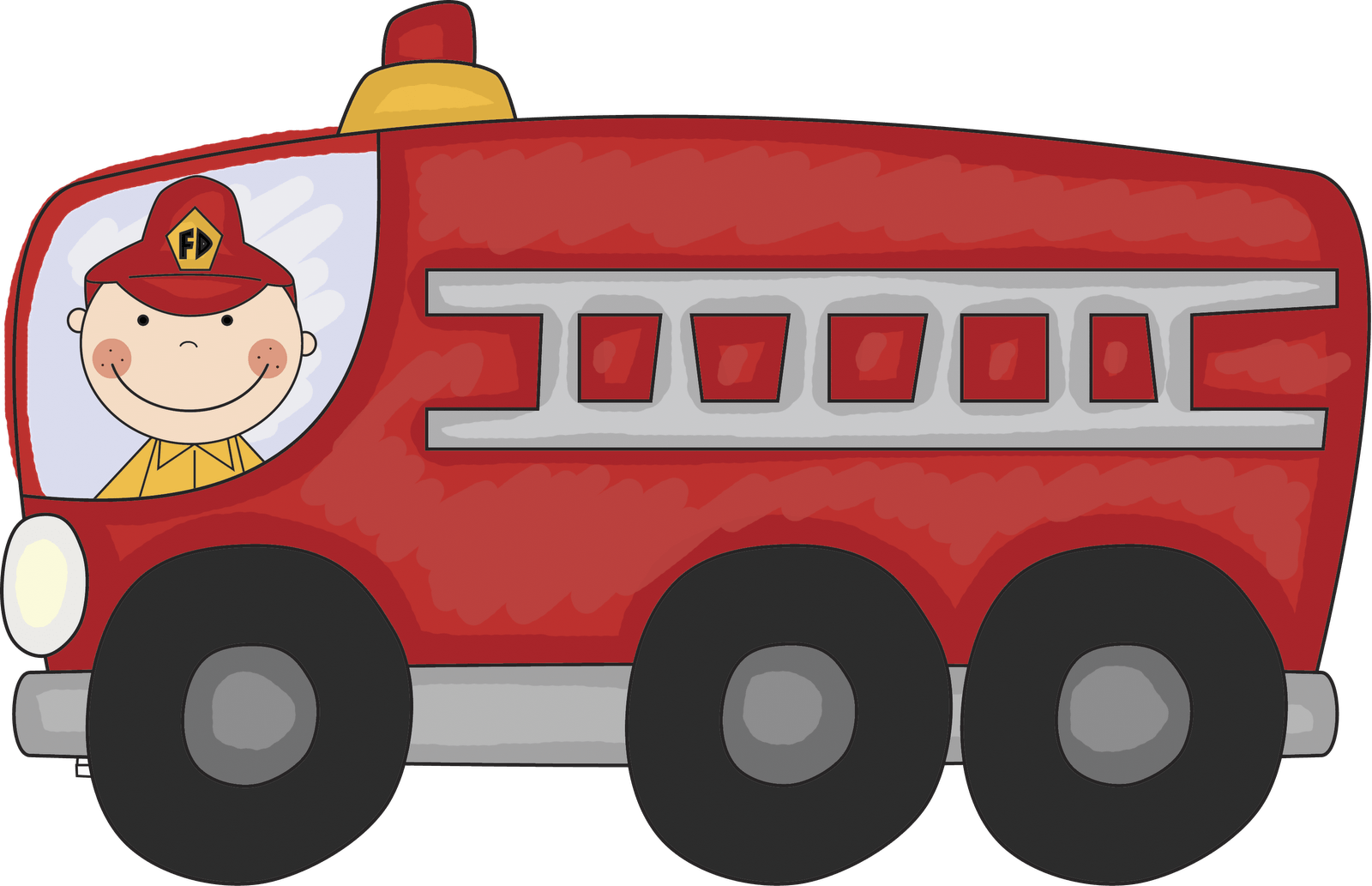 png freeuse download Fire truck powerpoint free. Firetruck clipart