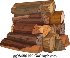 clip art transparent stock Firewood clipart. Clip art royalty free