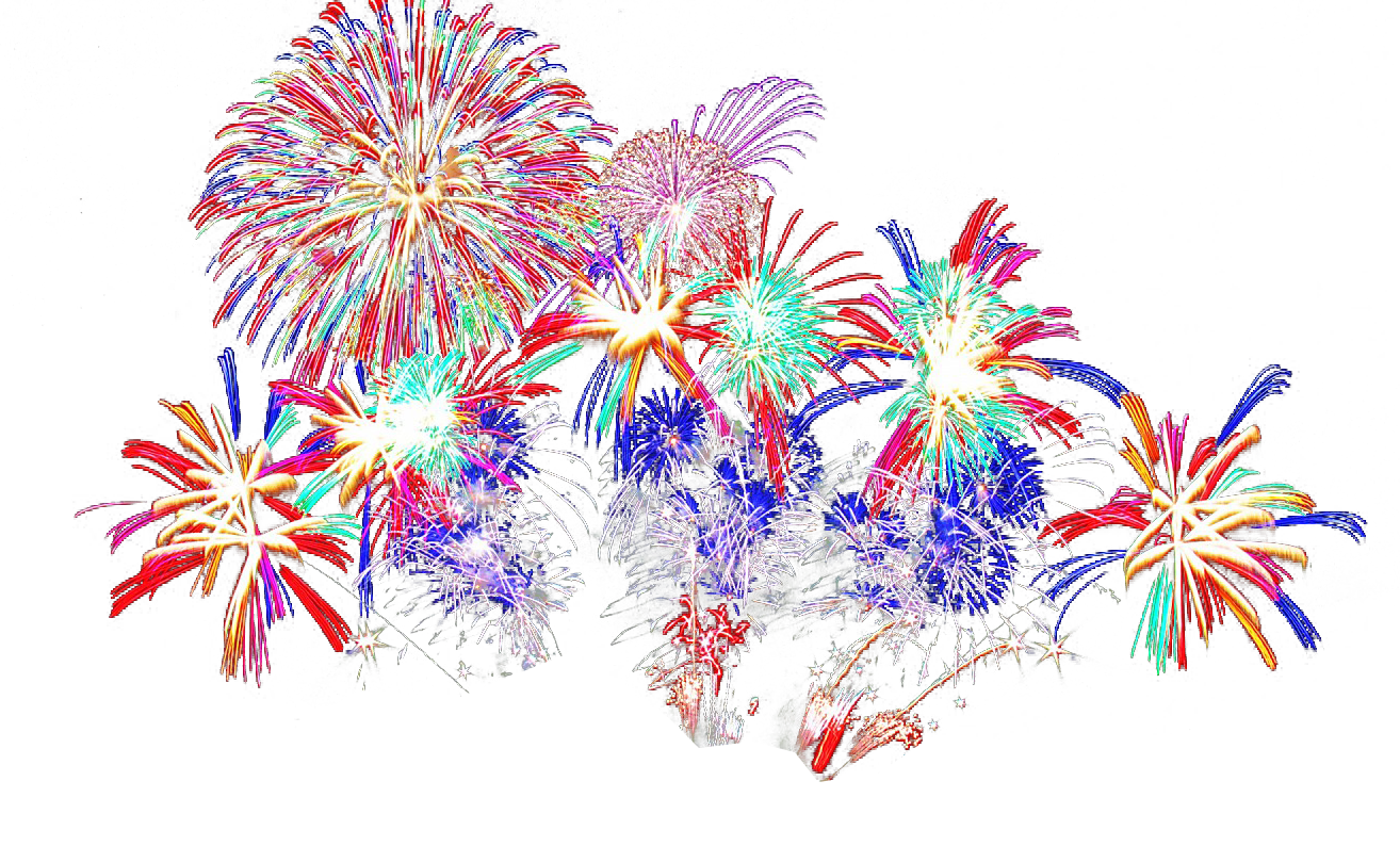 clip art black and white library Bonfire clipart firework. Fireworks png mart