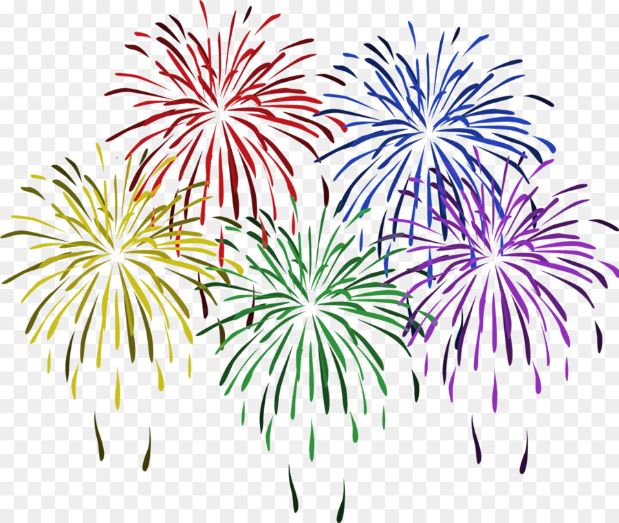 graphic library library Fireworks clipart. Cartoon flower tree circle.