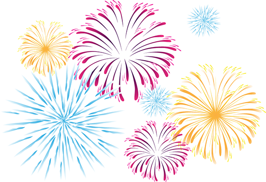 clip art transparent library Fireworks clipart. Download free png photo