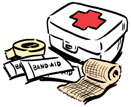 freeuse library First aid clipart animated.  collection of box