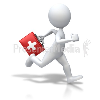 svg library Running medical and health. First aid clipart stick figure
