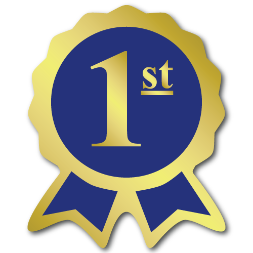 vector royalty free library Place ribbon st award. First clipart