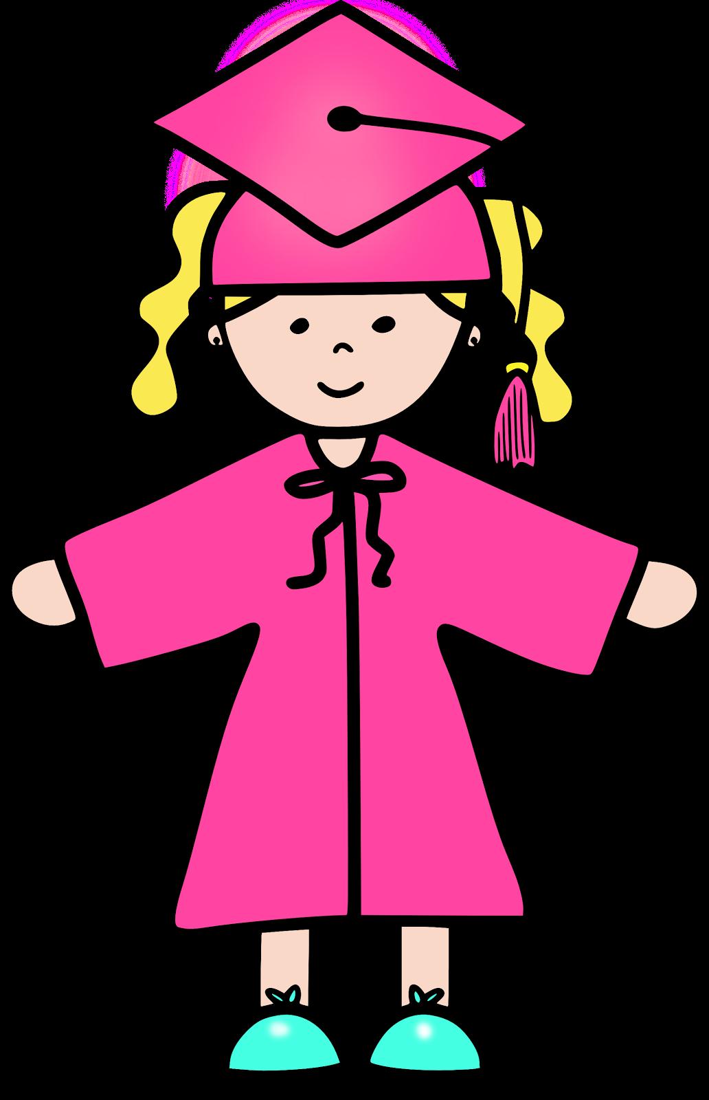 png royalty free Graduate clipart kindergarten graduation. Preschool graduates clip art