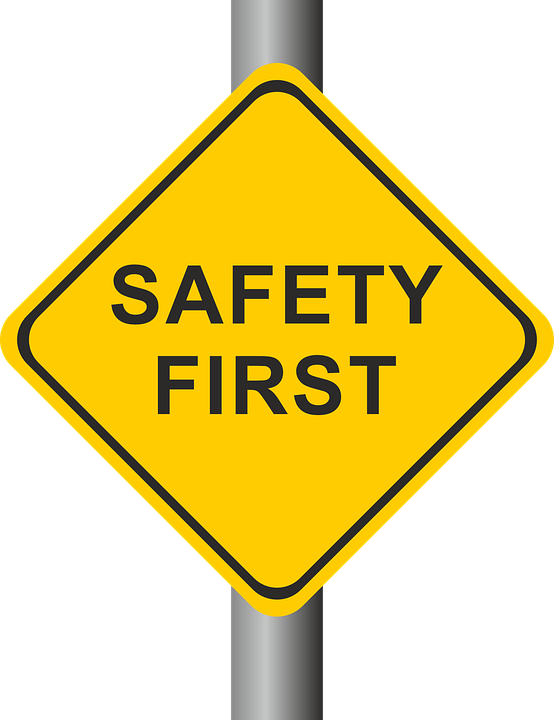 graphic freeuse stock Learning clipart safety training. Safe site free on.