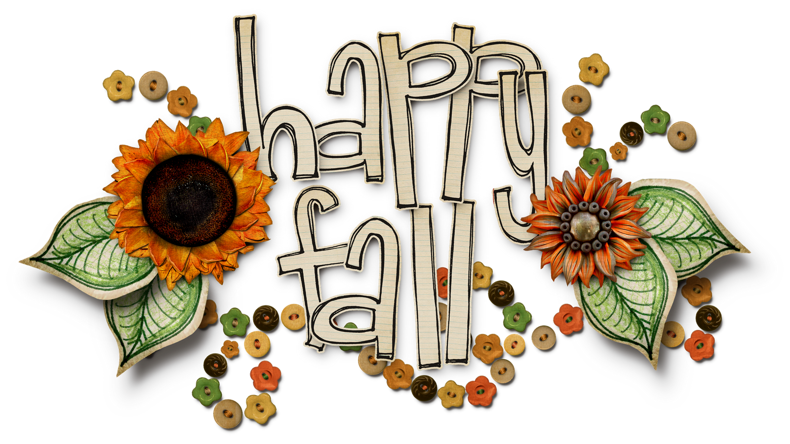 svg black and white Images of First Day Of Fall Clip Art