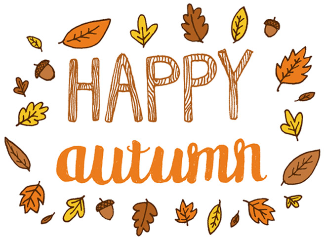 picture Happy fall clipart. Free autumn cliparts download
