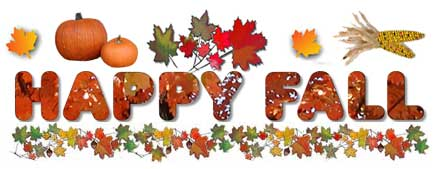 picture Free autumn cliparts download. Happy fall clipart