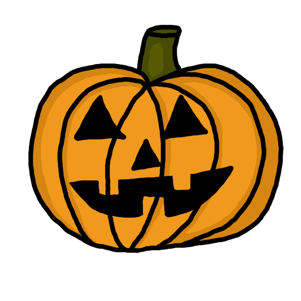 vector library library First grade clipart pumpkin. Pictures of halloween pumpkins