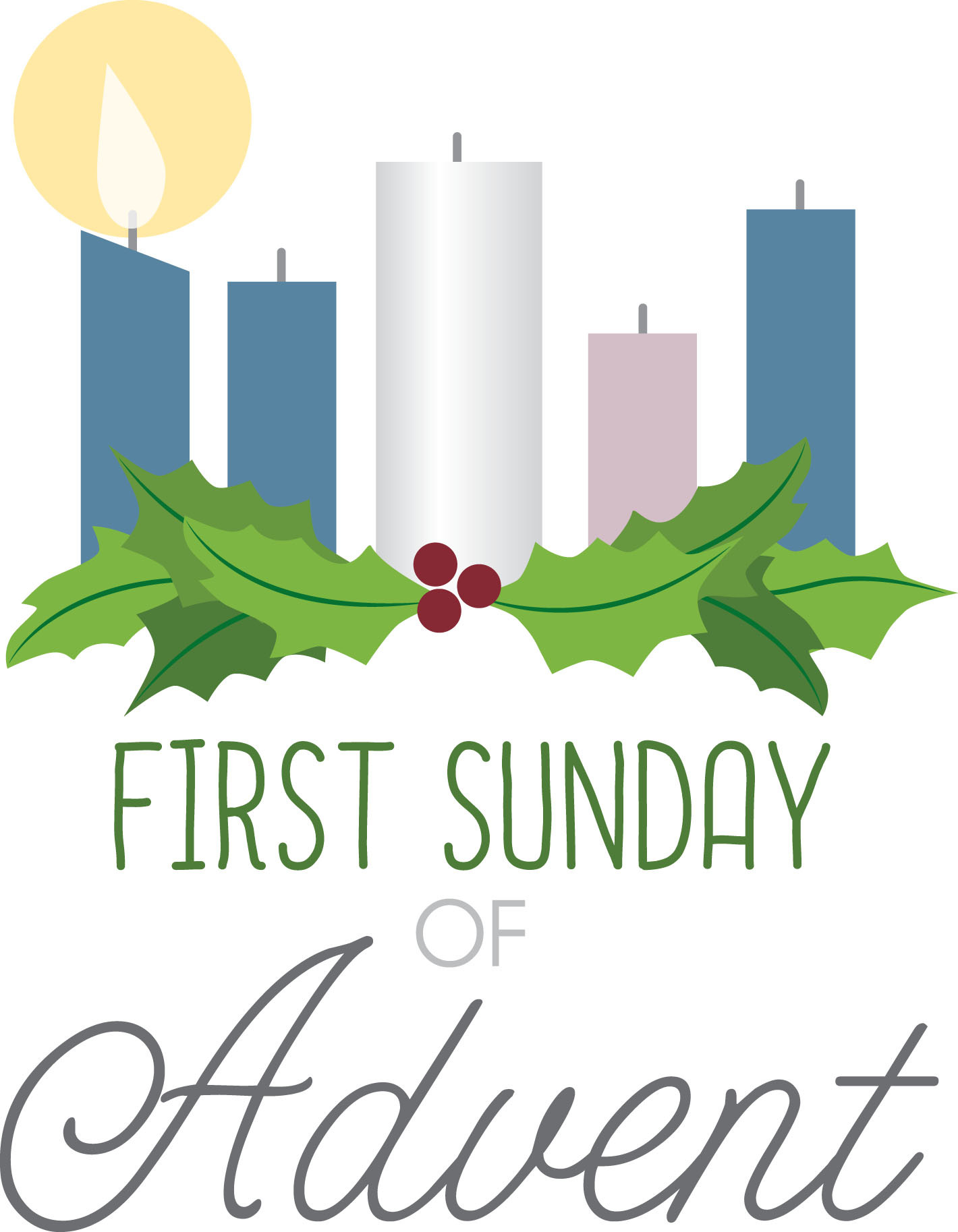 graphic free stock First sunday of clipart. Transparent png free download