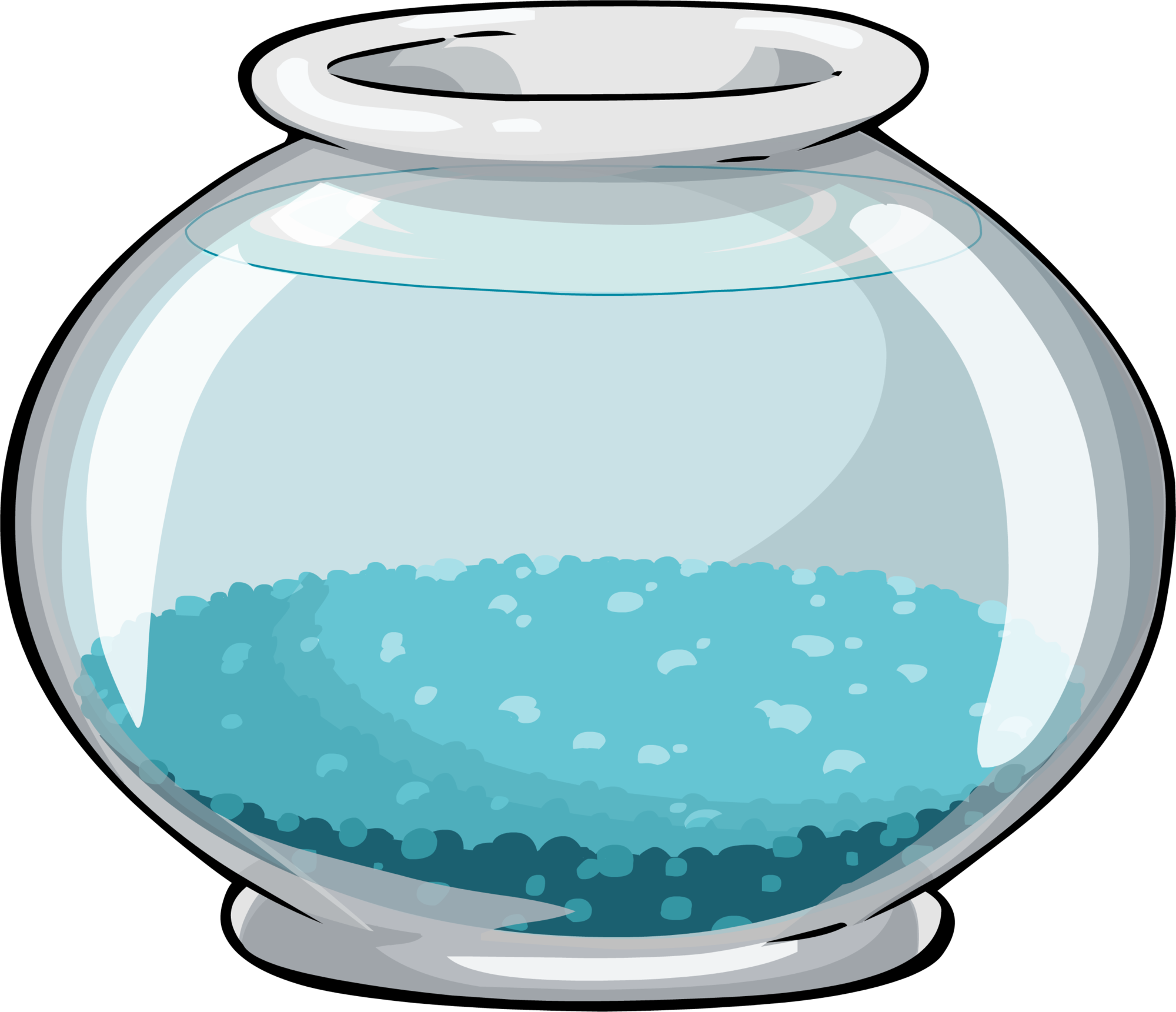 royalty free stock Fish bowl picture free. Fishbowl clipart.